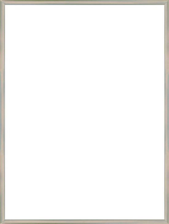 Homedecoration Almelo – Fotolijst – Fotomaat – 23 x 29 cm – Chroom