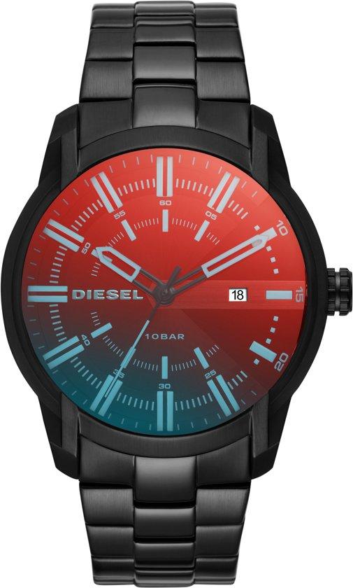 Diesel Zwart Mannen Horloge DZ1870