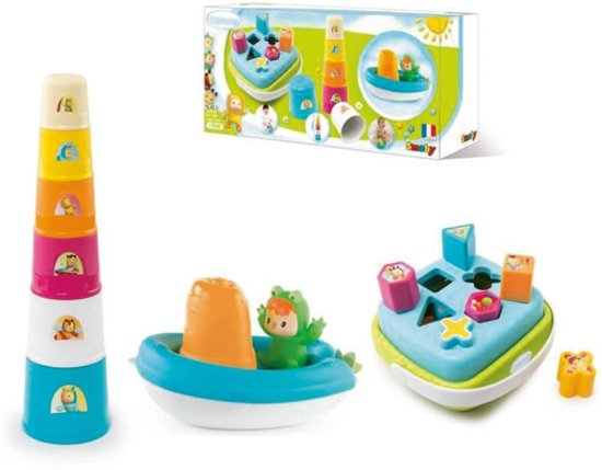 048ca386dee4bb bol.com | Smoby Cotoons Baby speelset 110408, SMOBY | Speelgoed