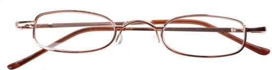 cbf21a2b5f566a Dunlop Leesbril Goud Unisex Sterkte +1.50