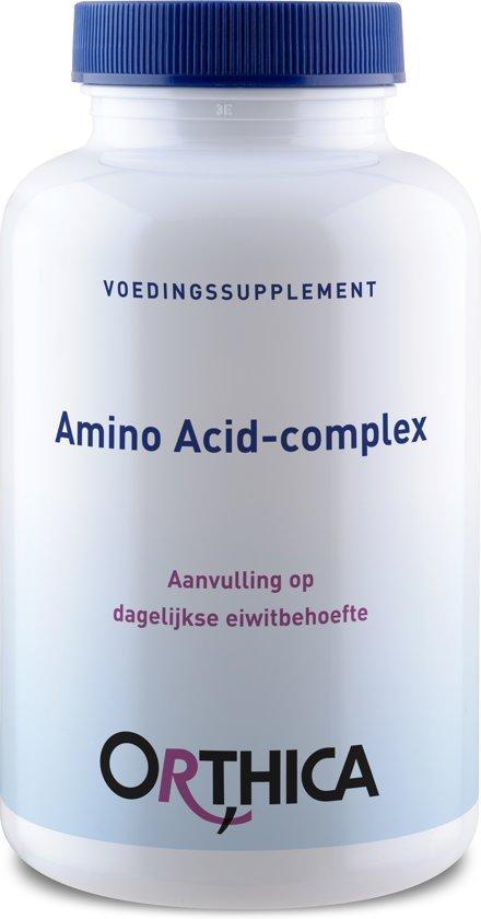 Orthica - Amino Acid Complex Tabletten - 120 Tabletten - Voedingssuplement
