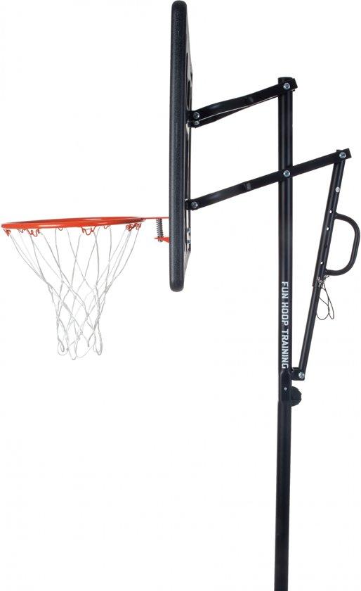 Pure2Improve Fun Hoop Training basketbalpaal set