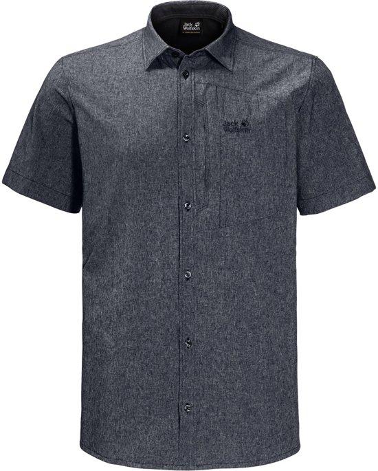 blouses heren korte mouw