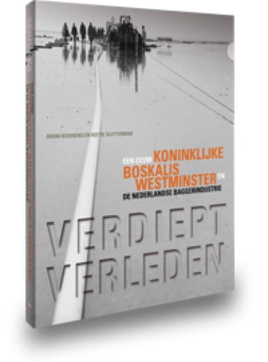 Boek cover Verdiept Verleden van Bram Bouwens (Hardcover)