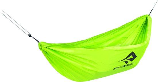 Sea to Summit Hammock Gear Sling Hangmat accessoire - Bagagenet - Groen - 165g