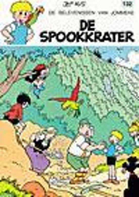 Jommeke 132 - De Spookkrater - Jef Nys  