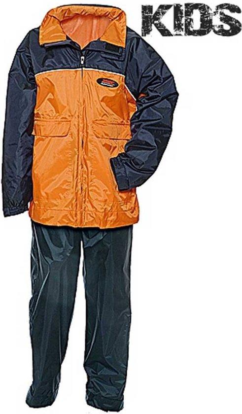 Kinderen Regenpak Anuy Marine Luton Oranje wXI4a