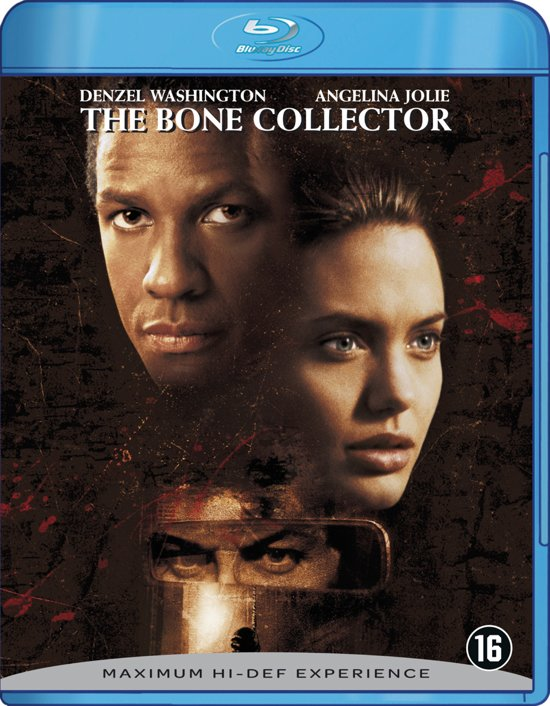 Cover van de film 'Bone Collector'
