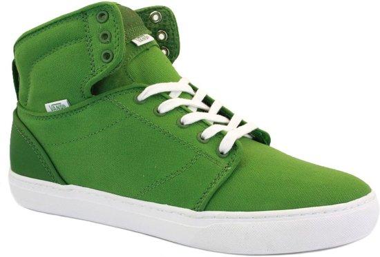 86f7a8b5476 bol.com | Vans Alomar Otw Heren Sneaker Groen / Wit Maat 39