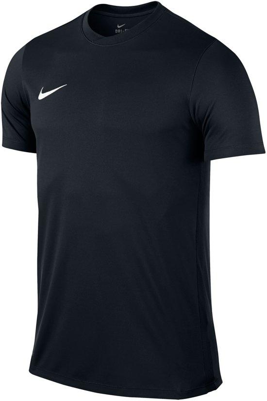 Nike Park VI SS  Sportshirt - Maat L  - Mannen - zwart