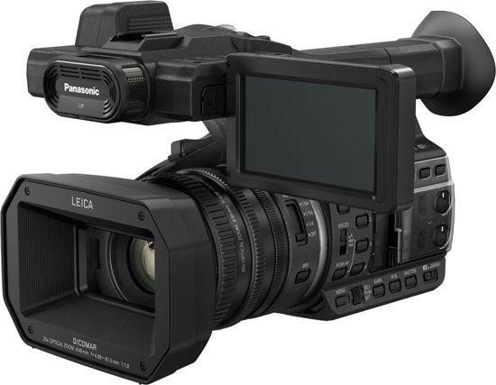Panasonic HC-X1E Handcamcorder MOS Zwart digitale videocamera in Moesdijk