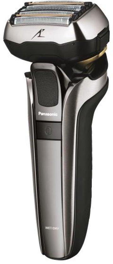 Panasonic ES-LV9Q-S803 scheerapparaat Scheerapparaat met scheerblad Zwart, Zilver