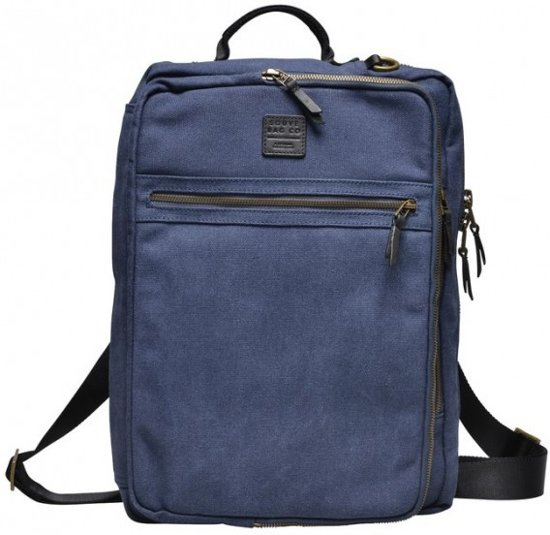 Blauwe Van Souve Co Laptoprugzak Bag 3AR5j4Lq