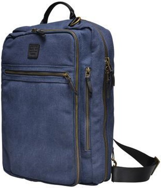 Van Laptoprugzak Co Bag Blauwe Souve 2WbeYHE9ID