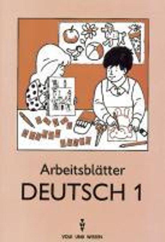 bol.com | Mein Lesebuch 1 / 2. Meine Arbeitsblätter Deutsch 1 ...
