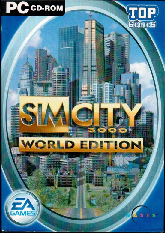 Sim City 3000 - World Edition - Windows