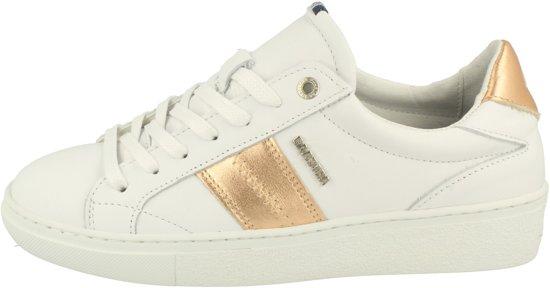 Gaastra Cat Met Ctr Sneaker Women White-rose Gold 37
