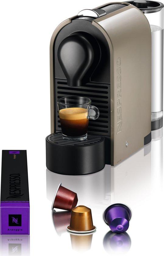 Nespresso Krups U XN250A - Pure Grey