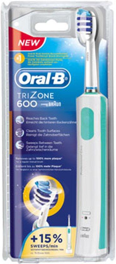 Oral-B Trizone 600 elektrische tandenborstel
