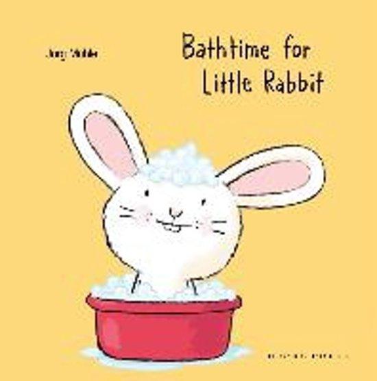 Boek cover Bathtime for Little Rabbit van Jorg Muhle (Onbekend)