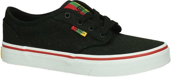 vans atwood sneakers laag zwart