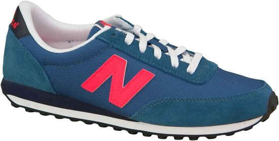 New Balance WL410WBB, Vrouwen, Turkoois, Sneakers maat: 37.5 EU