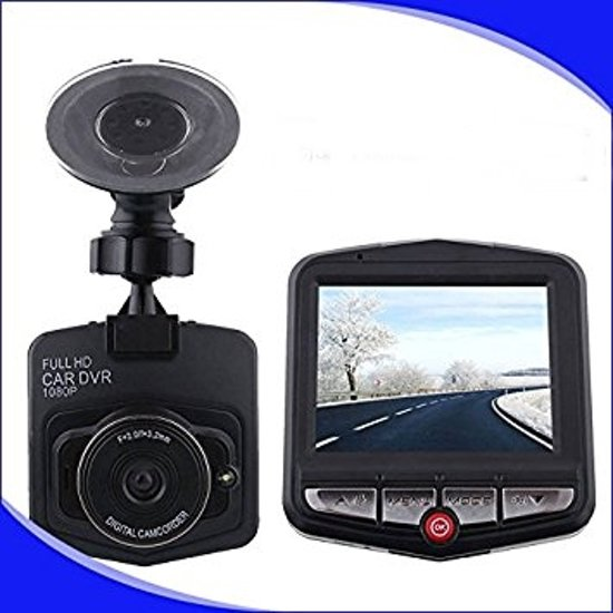 Dashcam Vehicle Blackbox DVR FULL HD - Auto Dashboard Camera