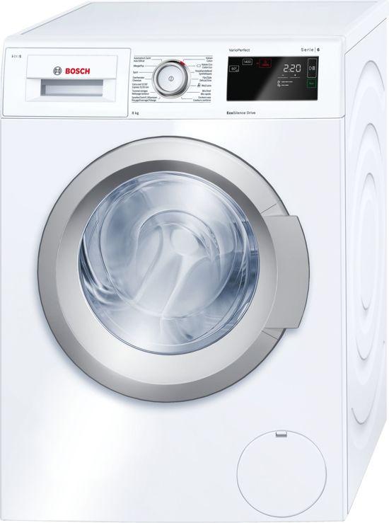 Bosch WAT28660FG Serie 6 - i-DOS - Wasmachine