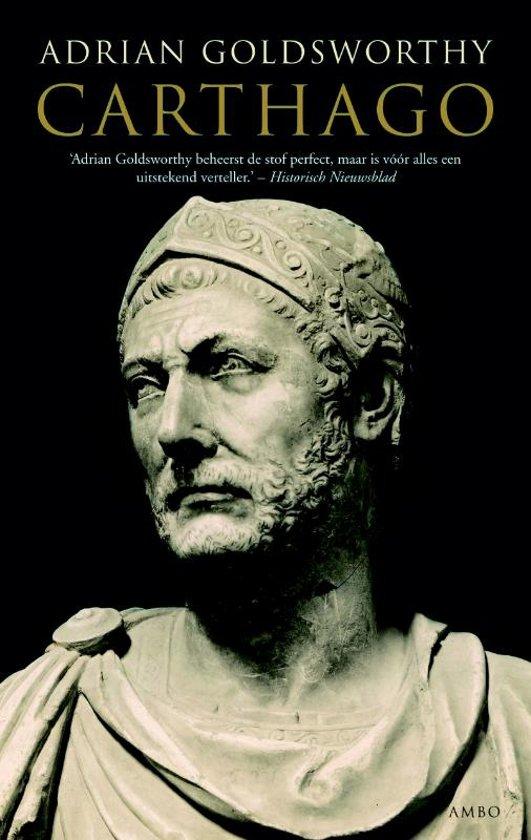 Boek cover Carthago van Adrian Goldsworthy (Paperback)