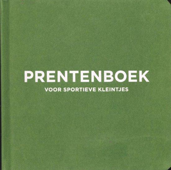 Prentenboek voor sportieve kleintjes