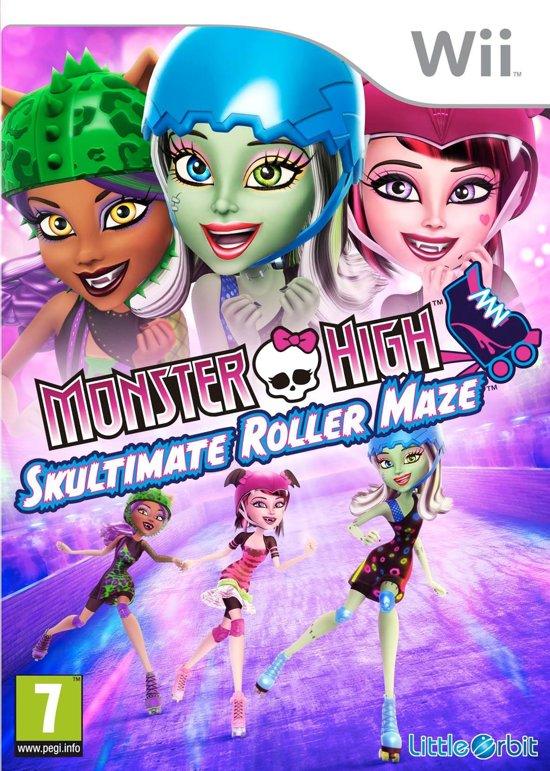 Monster High: Skultimate Roller Maze kopen