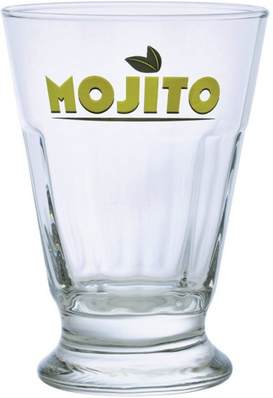 Durobor Mojito glazen - 6 stuks