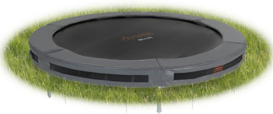 Avyna InGround trampoline PRO-LINE 2,45 (08 ft) Grijs