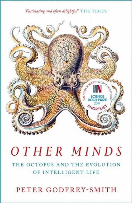 other minds peter godfrey smith 9780008226299 boeken