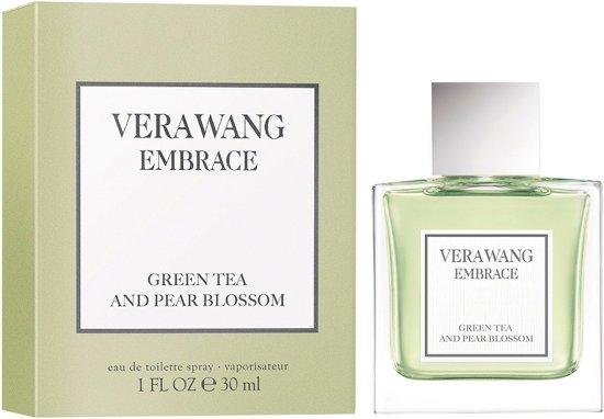 EMBRACE green tea & pear blossom edt vapo 30 ml