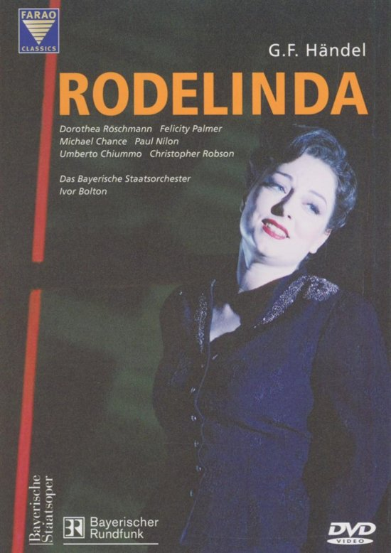 Handel Rodelinda