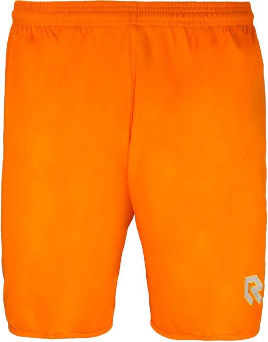 Robey Shorts Backpass - Voetbalbroek - Orange - Maat XXXXL