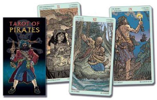 Afbeelding van het spel Tarot of the Pirates /Tarot De los Piratas