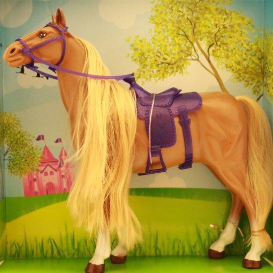 Disney Princess paard 30cm Assorti