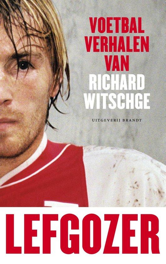 Boek cover Lefgozer van Richard Witschge (Onbekend)