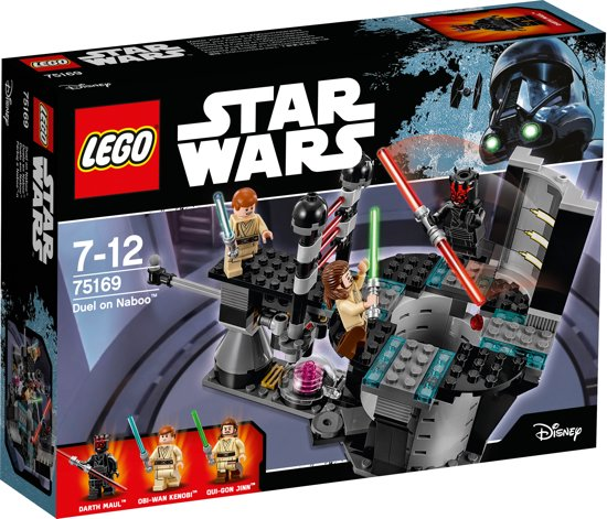 LEGO Star Wars Duel op Naboo - 75169