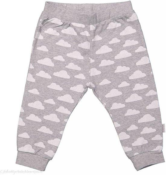 Unisex Babykleding.Bol Com Bess Broekje Cloud Grey Unisex Babykleding Maat 74
