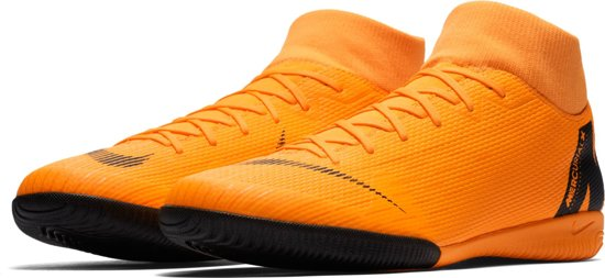 91e609959be Nike Mercurial Superfly VI Academy IC Voetbalschoenen Volwassenen - Total  Orange