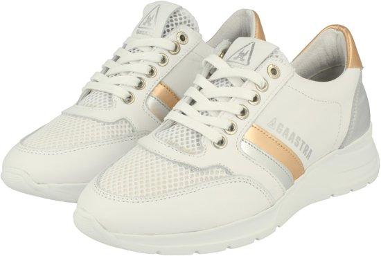 Gaastra Sneaker Meagan rose Gold Women Met 38 White OP80nkZNwX