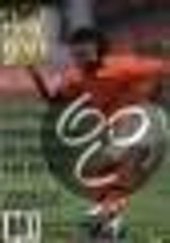 Cover van het boek 'Hard gras / 16 WK 1998'