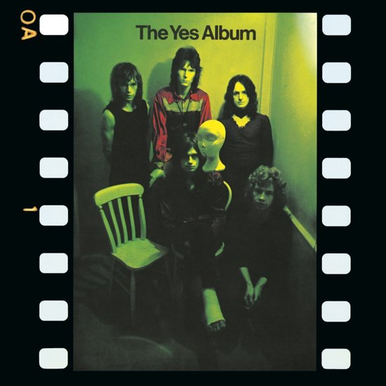 Yes Album -Cd+Blry-