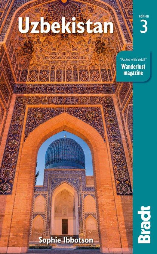 Bradt's reisgids Oezbekistan