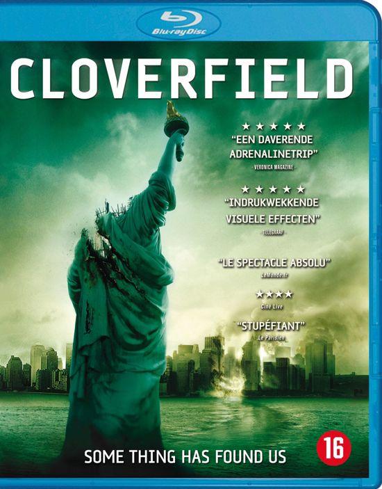 CLOVERFIELD (D/F) [BD]