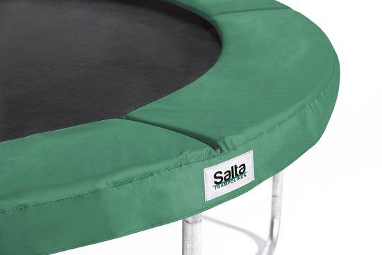 Salta Trampoline Beschermrand 244 cm Groen - Trampoline Beschermrand