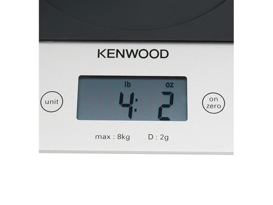 Kenwood Keukenweegschaal AT850B